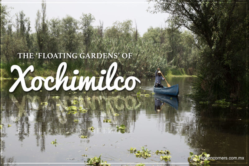 The Floating Gardens Of Xochimilco Hidden Corners